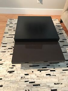 Swivel coffee table for sale