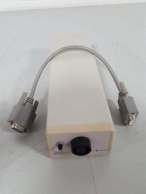 AD Instruments MacLab BIO Amp ML132 Lab Equipment