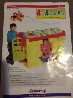 Toy big blocks sale