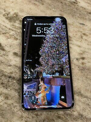 Apple iPhone 11 Pro Max - 64GB - Silver (Verizon) A2161 - Unlocked
