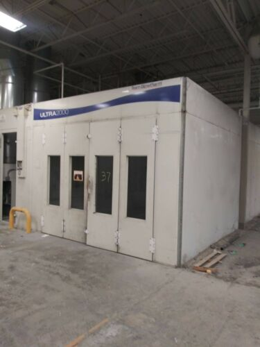 Blowtherm Ultra 2000 Paint Spray Booth