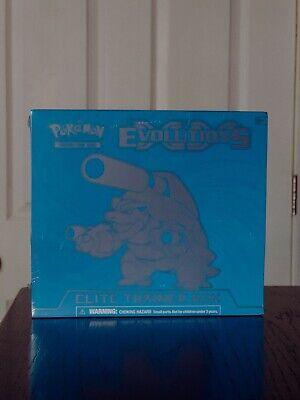 Pokemon TCG XY Evolutions Blastoise Elite Trainer Box ETB Factory Sealed New