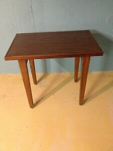 Retro Solid Oak table