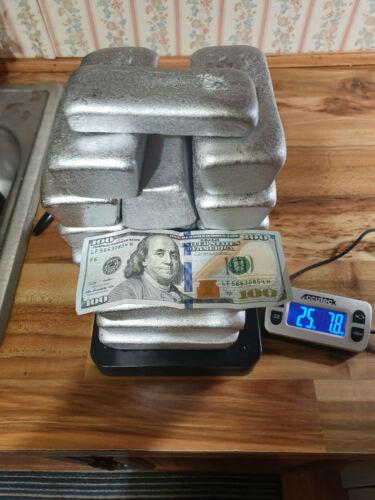 Aluminum Ingots For Casting 25+pounds