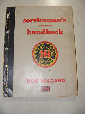 New Holland Service Handbook Parts Catalog Manual 66 77 Baler