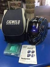 Cigweld Digital Auto Darkening Welding Helmet #454352 AS NEW Adamstown Newcastle Area Preview
