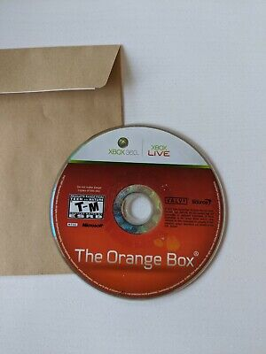The Orange Box Xbox 360 Game PAL UK Seller