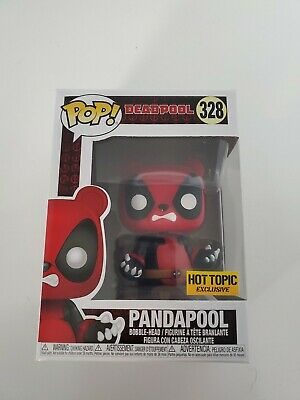 Funko Pop! Deadpool - Pandapool #328 (Hot Topic EXCL)