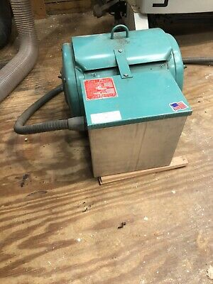 3 Phase Arco Roto Phase 7.5hp Cnc Converter With All Equipment To Install