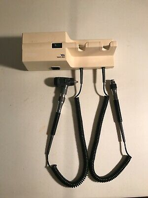 Welch Allyn 767 Series Wall Transformer With Macroview Otoscope Head Only