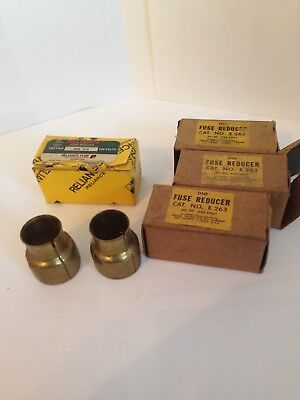 New In Box. Fuse Reducer 60 Amp To 30 Amp. 4 Pair