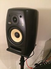 KRK VXT6 pair. With monitor stands Redland Bay Redland Area Preview