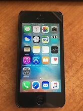 Iphone 5 32GB Black Robina Gold Coast South Preview