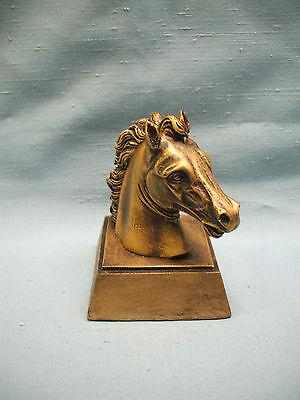 Mustang Mascot (resin horse mustang mascot trophy award)
