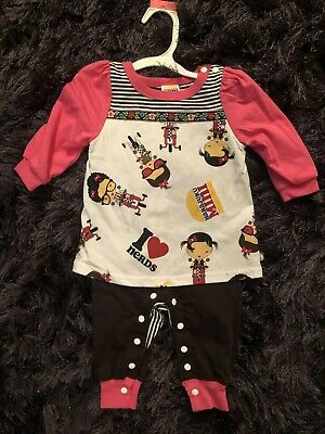 Harajuku Mini Girls Outfit 6m