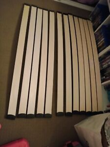 King Single bed slates