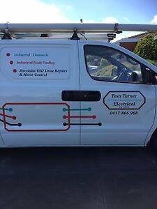 Tesa Turner Electrical Contractor. Mob  Greenwith Tea Tree Gully Area Preview