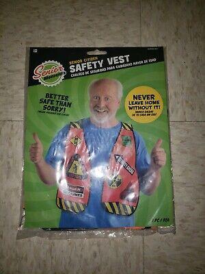 NIP Senior Moments Senior Citizen Safety Vest Halloween Costume Gag Gift](Senior Citizens Halloween Costumes)