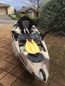 fishing kayak in Adelaide Region, SA | Kayaks & Paddle