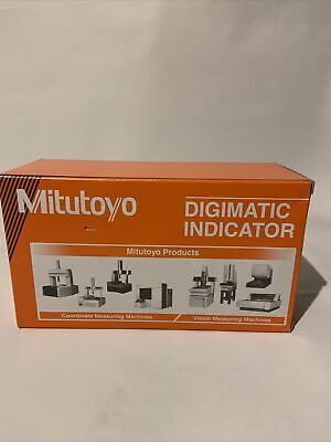 Mitutoyo Absolute Digimatic Digital Indicator 543-683b 12 .5 Mill Lathe New