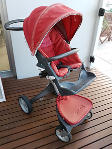 Stokke stroller and carry-cot Daw Park Mitcham Area Preview