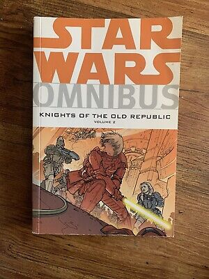 Star Wars- Omnibus, Volume 2, Knights Of The Old Republic, Great Condition