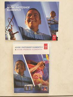ADOBE PHOTOSHOP ELEMENTS 9 AND PREMIER 9