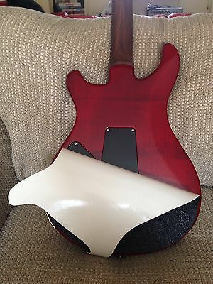 The Backguard  Ultimate Guitar Protection From Buckles  Buttons  Zippers  Etc