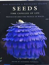 Seeds and Pollen books form Kew Gardens Denistone Ryde Area Preview