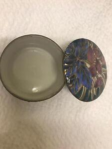 Ceramic jewelry box Loganholme Logan Area Preview