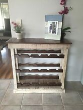 Beautiful 100% recycled timber wine rack! Secret Harbour Rockingham Area Preview