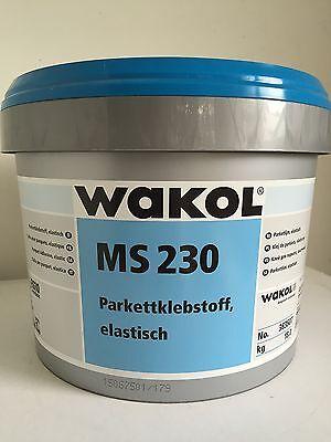 Wakol MS 230 á 18 kg, Parkettkleber, Parkettklebstoff elastisch
