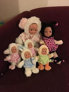 Cute face dolls Coomera Gold Coast North Preview