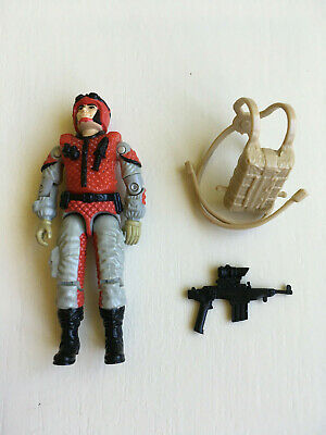 Vintage Action Force/G.I.JOE, Crazy Legs Figure [Complete] (1987)