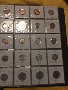 Republic India Lot Of 113 Coins all BU