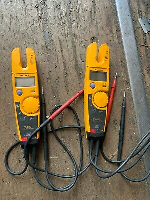 Fluke T5-600 Voltage Continuity Current Tester 2 Available