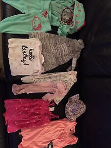 12 month clothing lot