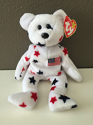 Ty Original Beanie Babies GLORY 1997 RARE & RETIRED Mint Condition  NWT!