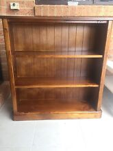 Timber Bookcase Bligh Park Hawkesbury Area Preview