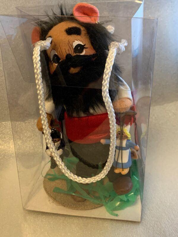 NEW Annalee Pinocchio Puppet Master Macy