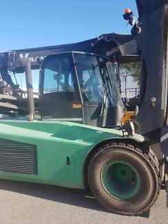 16 Tonne Volcom Forklift Wingfield Port Adelaide Area Preview