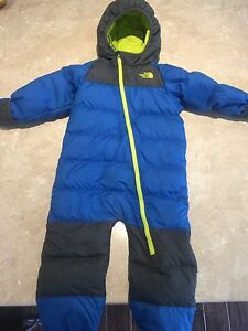 The North Face Down-Filled Snow Suit