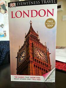DK Eyewitness Travel Guide: London (paperback) Prospect Prospect Area Preview