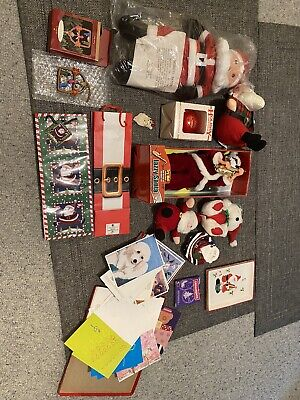 junk drawer auction free shipping Christmas hallmark ornaments & decorations
