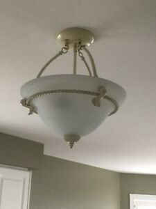 Ceiling Light fixtures, $15 each