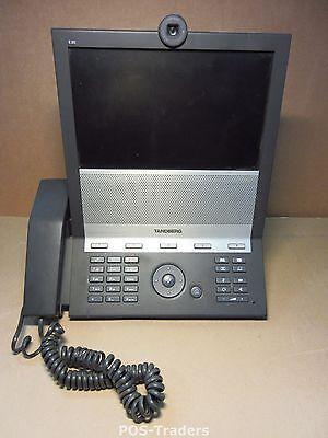 "Cisco Tandberg E20 IP Video Conference Phone TTC7-16 10.6"" Color LCD EXCL PSU Cisco Lcd"