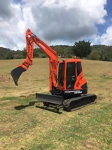 Kubota U45-3 excavator in very good condition! Kingsholme Gold Coast North Preview