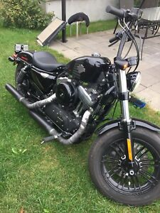 Harley forty eight 2016