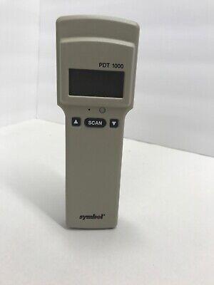Symbol Pdt-1000 Handheld Data Scanner Pdt1000 As Is Untested