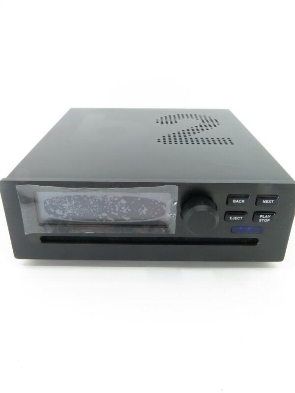 Brennan B2 2TB Black HiFi Hard Disk CD Ripper & Recorder, Storage & Player w BT